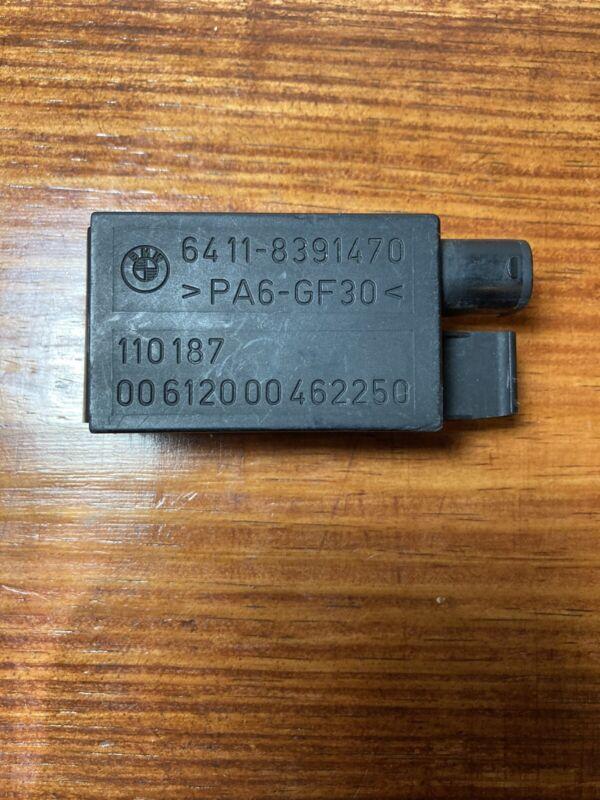OEM BMW 64118391470 Genuine Fan Module Sensor E46 330CI