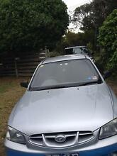 2001 Hyundai Accent Sedan Blairgowrie Mornington Peninsula Preview