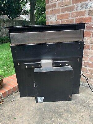 Magic Chef Vent Hood Hv363-commercial Range Hood Exhaustventdowndraft System