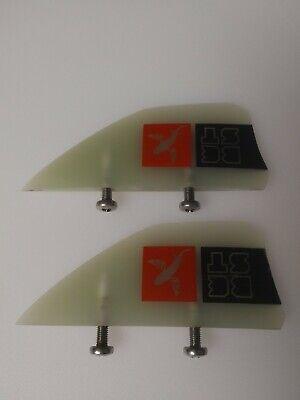 kiteboarding BEST 1.75 inch FINS