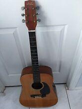 Acoustic guitar karina brand model rw 17 Full size 6 strings Tanah Merah Logan Area Preview