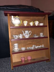 Children Tea set collections with stand