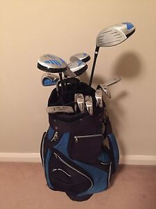 Right handed golf clubs full set - near new condition. Meadowbank Ryde Area Preview