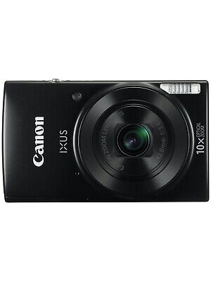 Canon IXUS 182 Digital Camera Kit, HD 720p, 20MP, 10x Optical Zoom, 20x Zoom Plu for sale  Shipping to India