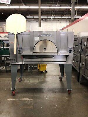 Bakers Pride Fc-516 - Il Forno Classico Gas Deck Oven Wbrick Hearth - Refurb.
