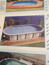 Above ground pool Hoppers Crossing Wyndham Area Preview