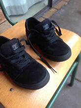 kids DC suede skate shoes size 13 US Hamersley Stirling Area Preview