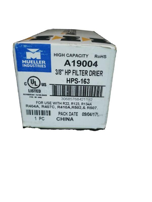 """A19004 3/8"""" HP Filter Drier HPS-163"""
