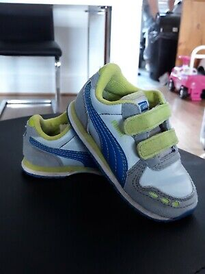 Baby boys, Infant, Kids, Toddlers Puma Trainers Size Uk5