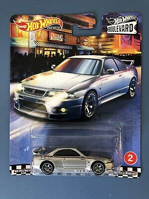 Hot Wheels Boulevard Nissan Skyline GT-R 🏁🏁