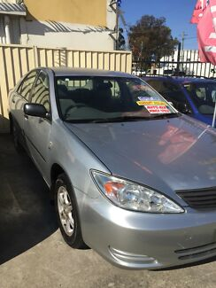 2003 Toyota Camry 4cyl Auto Free Warranty Canley Vale Fairfield Area Preview