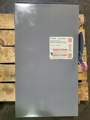 Cutler Hammer Dh364urk 200 Amp 600 Volt Nema 3r Disconnect