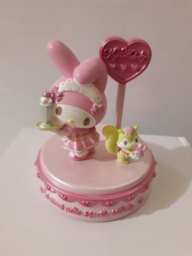 Sanrio My Melody Waitress Figure with Box