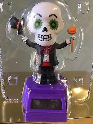 Украшения для стекол Sugar Skull Solar