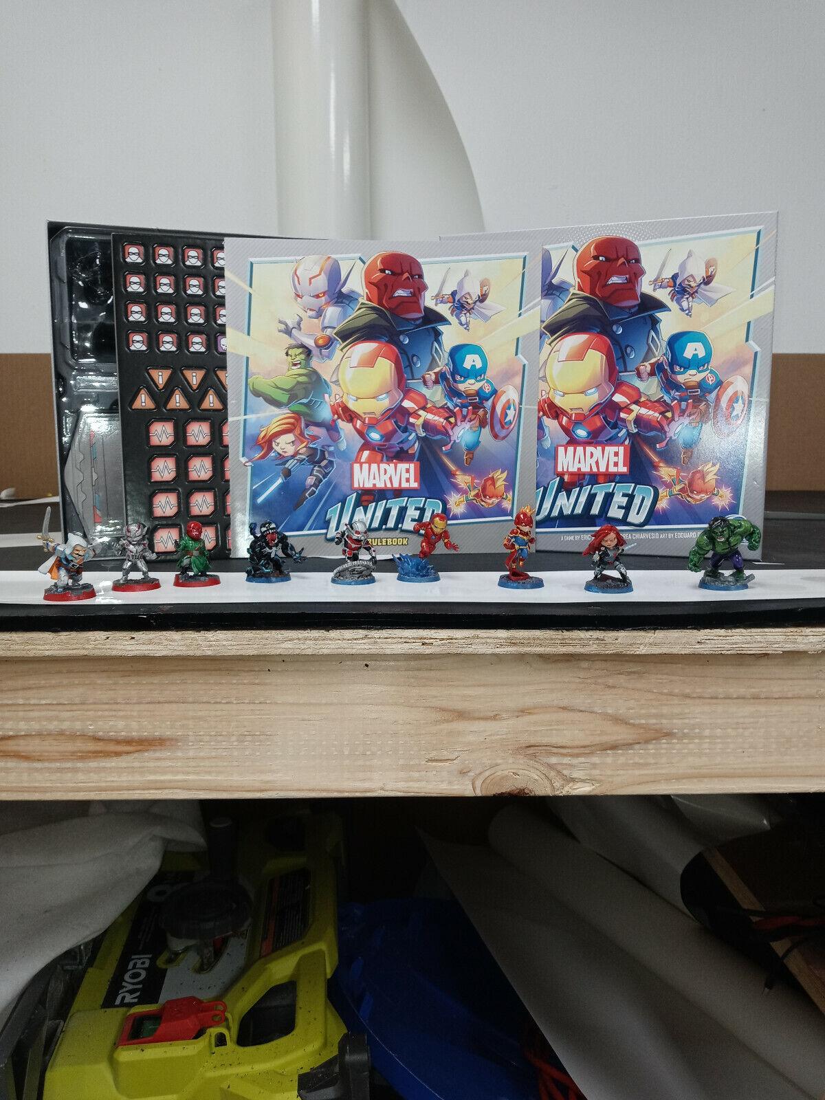 Marvel United Core 100% Painted - Walmart exclusive: Venom -