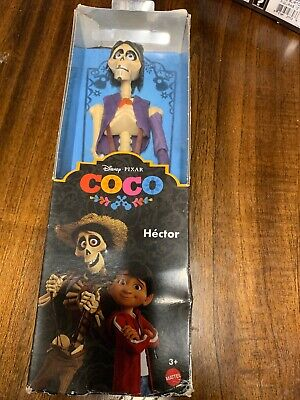 """HECTOR 12"""" inch posable figure land of the dead COCO disney pixar movie NEW nisb"""