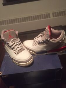 Jordan 3 international size 11