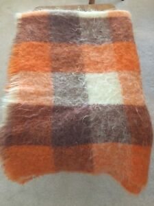 Hudson Bay Company Wool and Mohair Blanket