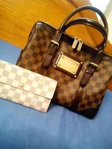 Authentic Louis Vuitton Berkeley Damier Ebene Bag.Great Condition Sydney City Inner Sydney Preview