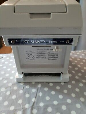 Ice Shaver Hatsuyuki Hc-8e Cube Shaved Ice