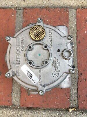 Impco Cobra Vff30-2 Propane Regulator Converter Lockoff Forklift Filter 700220