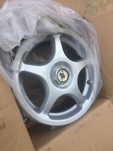 Gold wing 1800 Rims