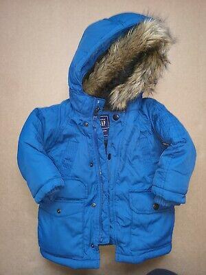 Baby Gap Boys Winter Coat Age 2