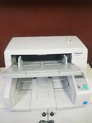 Panasonic KV-S5076H Duplex 600 DPI Sheetfed Document Scanner