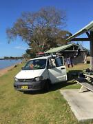 VAN FULLY EQUIPPED TOYOTA TOWNACE 2003 Maroubra Eastern Suburbs Preview