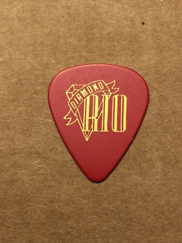 Diamond Rio Tour Guitar Pick - $3.25