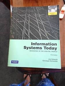 Information Systems today Woodgate Bundaberg Surrounds Preview