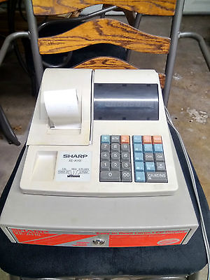 SHARP XE-A110 Cash Register Excellent Condition! With Keys