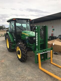 John Deere Fork lift Tractor for sell 5325 5 cylinders powerful  Renmark Renmark Paringa Preview