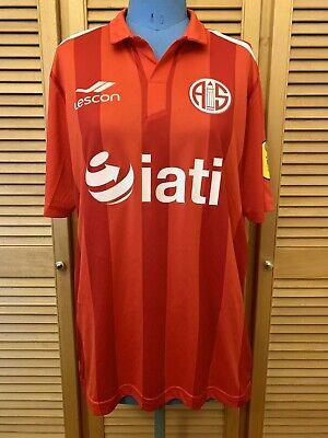 Antalyaspor 2014-2015 home Turaci match worn football shirt jersey maillot image