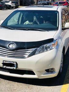 LUXURIOUS TOYOTA SIENNA LIMITED