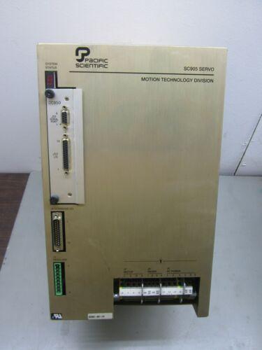 PACIFIC SCIENTIFIC MODEL SC905-001 -01, 240VAC 3 PHASE, USED