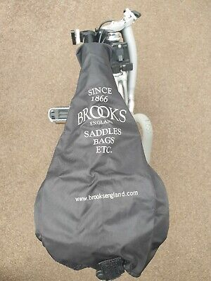 Brooks B17 Saddle Cover (With Brooks Logo) New Old Stock (For Brompton)