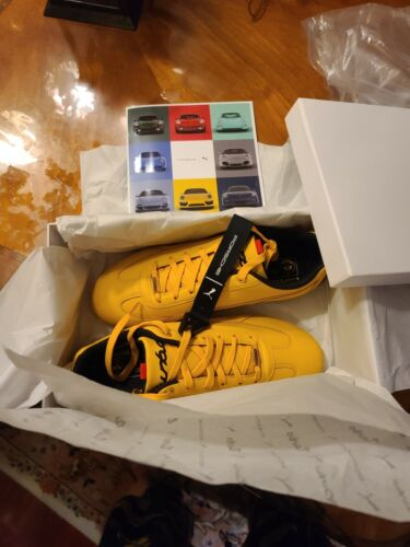 Limited Edition Puma Porsche Turbo Shoes Mens US Size 9.5 sold out on hand
