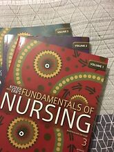 Fundamentals of nursing editions 1-3 Balaclava Port Phillip Preview