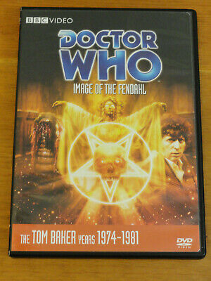 Doctor Who IMAGE OF THE FENDAHL Story No. 94 DVD 2009 Tom Baker R1