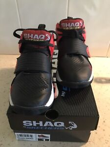 Genuine Sketchers SHAQ Kids Shoes Size 1. In Great Cond