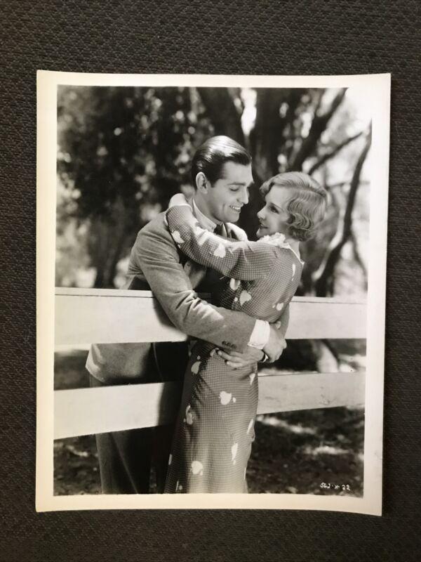 Clark Gable. -  Original 1931.   Movie Photo - Sporting Blood