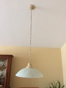 Dining room pendant lamp