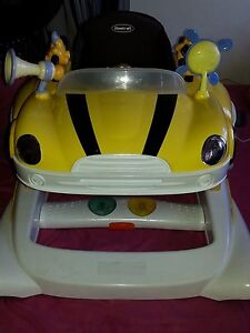 3in1 car design (walker, jumperoo and table) Warrawong Wollongong Area Preview