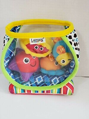 Lamaze My First Fishbowl Baby Learning Toy