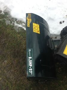 Yardworks snowblower 27""