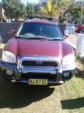 2002 Hyundai Santa Fe Wagon Lake Macquarie Area Preview