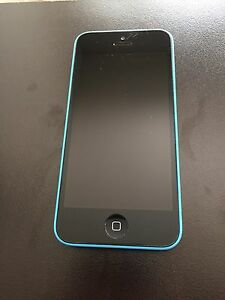 Blue IPhone 5C (Rogers)