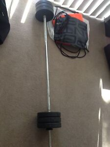 Weights 6x2,5kg and 4x5kg good condition Vaucluse Eastern Suburbs Preview