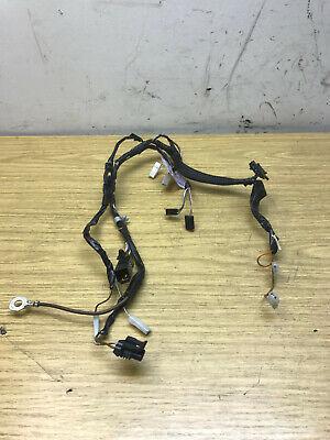 Mercedes ML W163 [02-05] Rear Tailgate Tail Gate Boot Lid Wiring Loom Harness